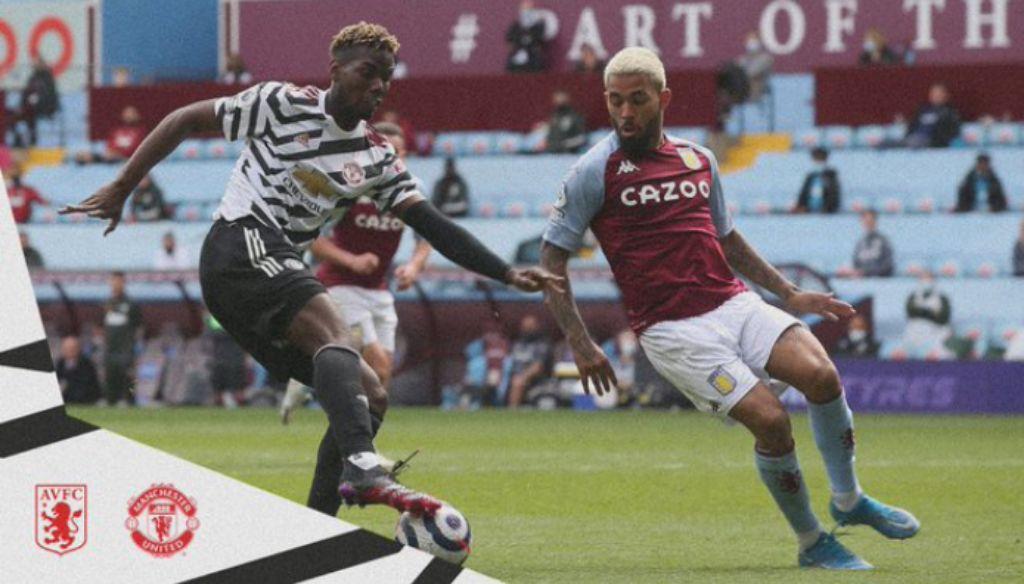 Aston Villa vs Manchester United 1-3 (Video Download)