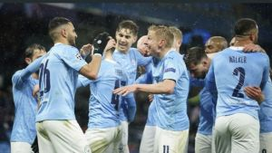 UCL: Manchester City vs PSG 2-0 Highlights (Download Video)