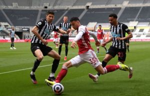 EPL: Newcastle vs Arsenal 0-2 Highlights (Download Video)