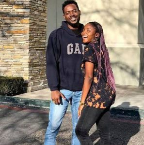 Simi Reveals How A Photographer Impregnated Her, Adekunle Gold Reacts