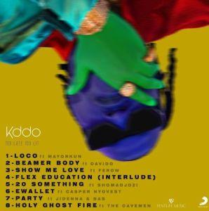 KDDO ft. Mayorkun - Loco (Mp3 Download)