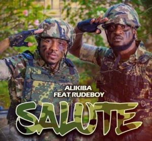 Alikiba ft. RudeBoy - Salute (Mp3 Download)