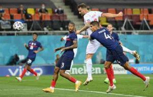 France vs Switzerland 3-3 (PEN 4-5) Highlights (Download Video)