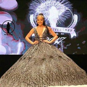 Nengi Bbnaija top Fashion dress