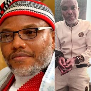 FG Rearrested IPOB Leader, Nnamdi Kanu (Video)