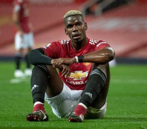 Manchester United Fear Pogba Will Run Down Contract