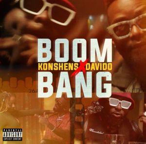 Konshens ft. Davido - Boom Bang (Mp3 Download)