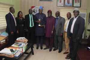 OyoSUBEB Boss, Adeniran Bags National Productivity Award