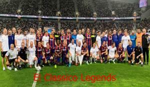 El Clasico Legends: Barcelona vs Real Madrid 2-3 Highlights Download