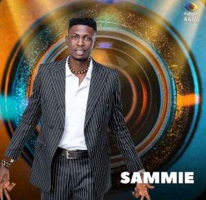 BBNaija Season 6 (Shine Ya Eye) Male Housemate, Sammie