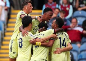 Burnley vs Arsenal 0-1 Highlights