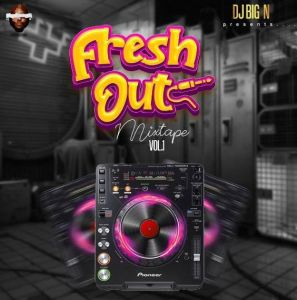DJ Big N - Fresh Out Mixtape Vol.1