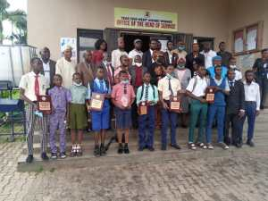 Oyo Govt. Honours Eight Students, After Mathematical Science Competition