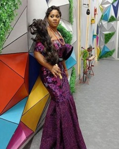 BBNaija: 'I Had Great Time On The Show, Thank You All' - Tega (Video)