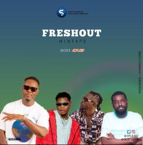 3ple7DJ - Freshout Mixtape