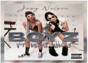 Jesy Nelson Ft. Nicki Minaj - Boyz