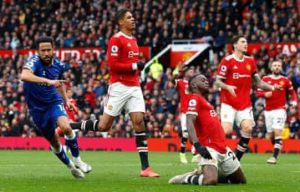 Manchester United vs Everton 1-1 Highlights (Download Video)