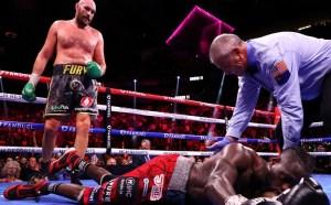 Fury vs Wilder 3: Tyson Fury & Deontay Wilder Fight Video Highlights