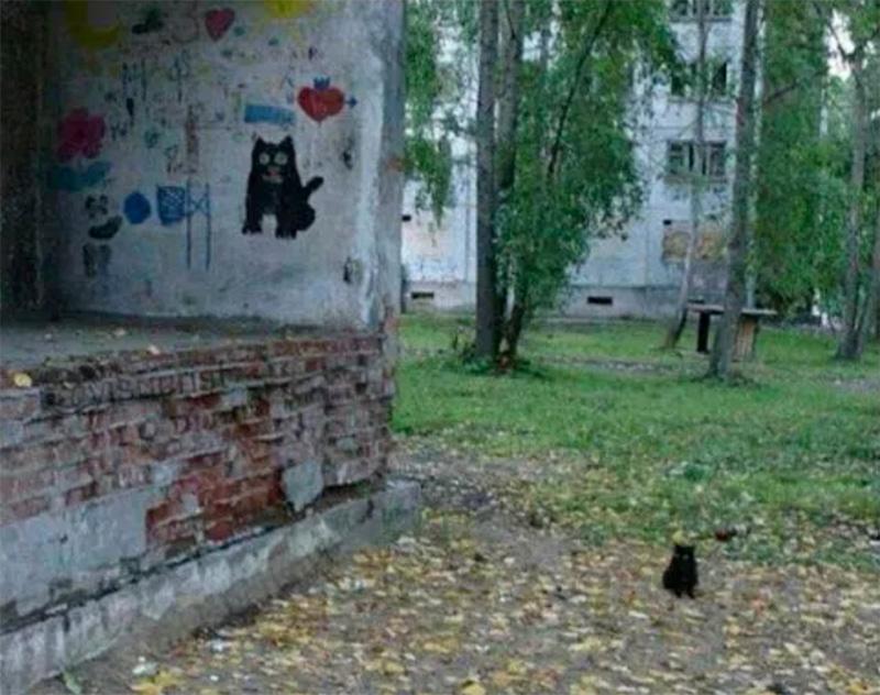 Su llegada fue predicha en los antiguos murales.