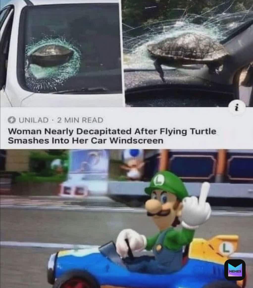 Los Mario Kart cada vez son más realistas.