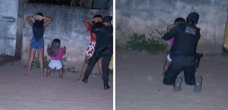 Parece que la policía está logrando reducir la delincuencia.