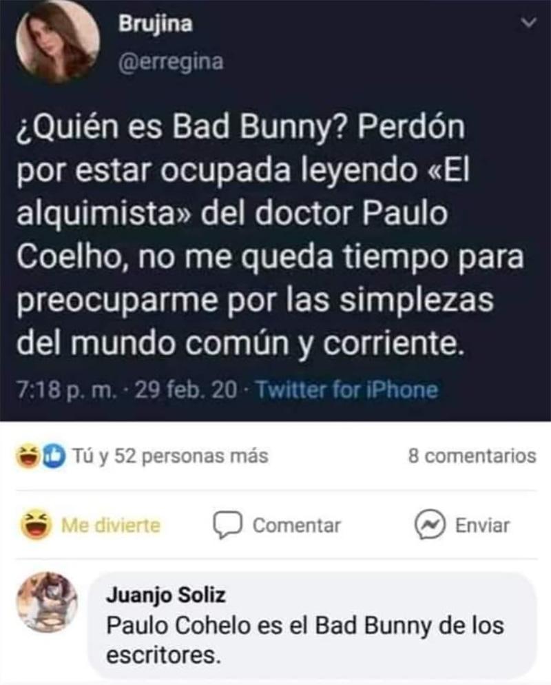 Ha conseguido dar más asco que Bad Bunny.