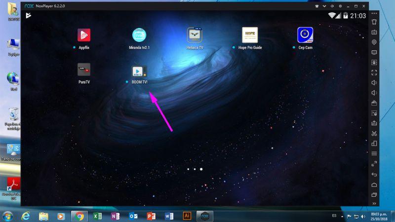 descargar boom tv 3.8 en windows y mac