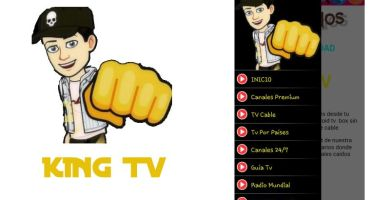 Descargar King TV APP para Android