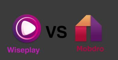 Mobdro VS Wiseplay mejor comparación 2018
