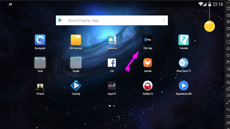 Film APP PC Windows y MAC OS