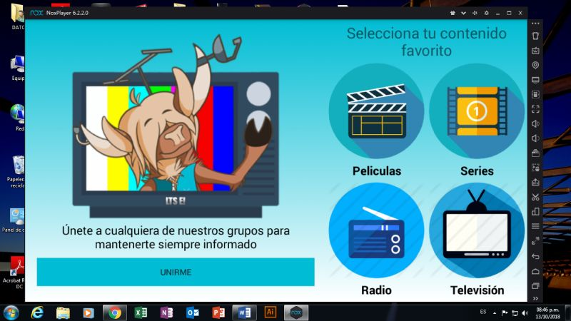 Descargar LTS E para Smart TV