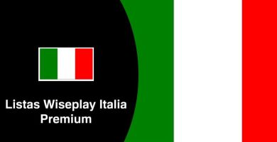 listas Wiseplay Italia remotas
