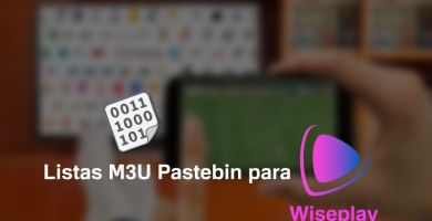 Megapack listas pastebin para Wiseplay