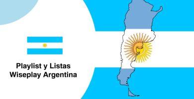 descargar listas wiseplay Argentina
