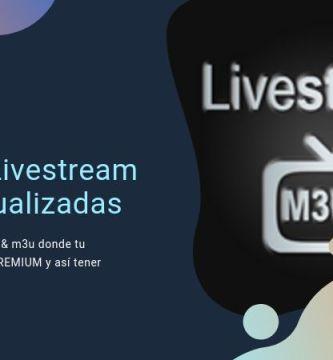 Listas Livestream TV APP