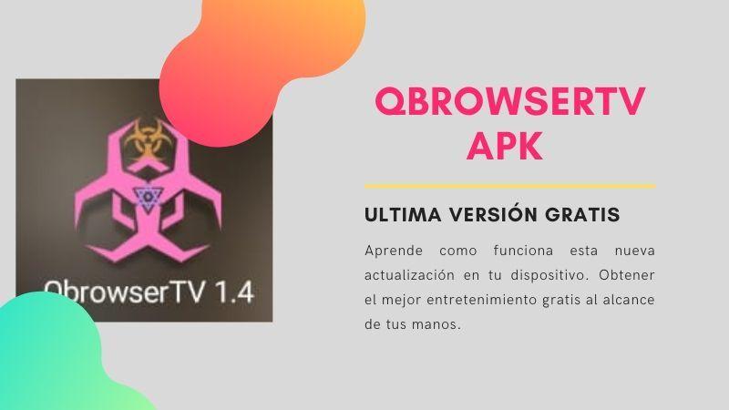 descargar QbrowserTV APK 1.4