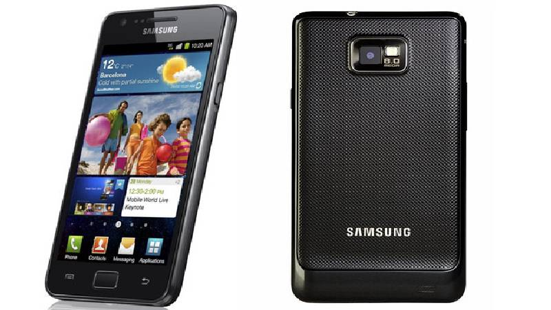 samsung s2 con android 11