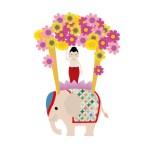 灌仏会(花まつり)の意味とは?2017東京のおすすめイベントもご紹介