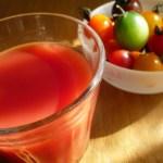 トマトジュースの効果・効能やトマトとの違いとは?一人暮らしにも最適!