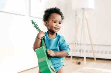 Boy Names Inspired by Music