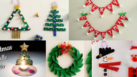 Toddler Christmas Crafts Ideas