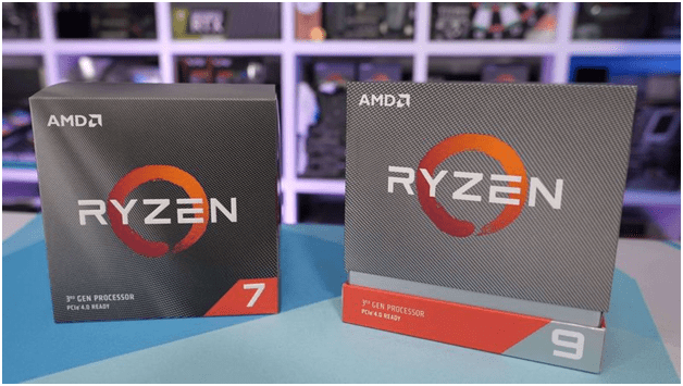 new ryzen processors