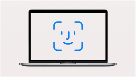 face id,Mac