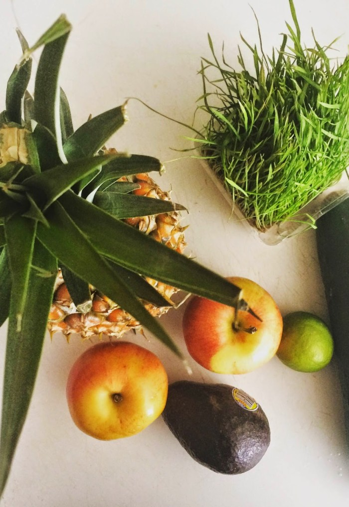 How I Lost 7 Pounds in a Week Juicing