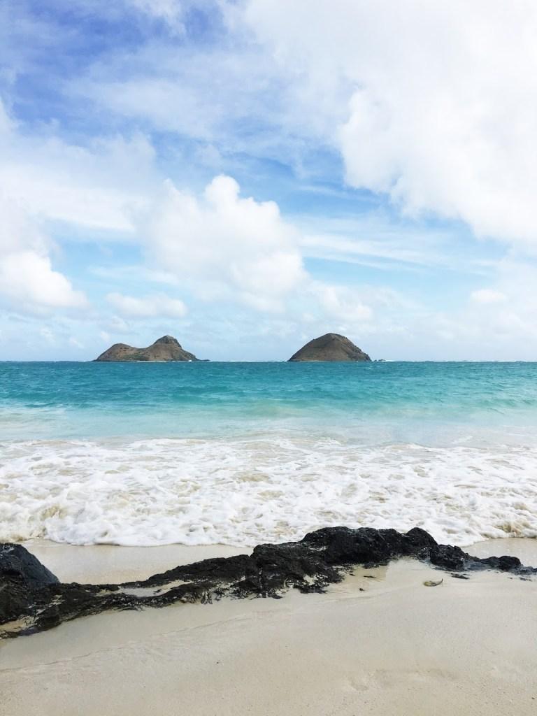 o'ahu beach ocean