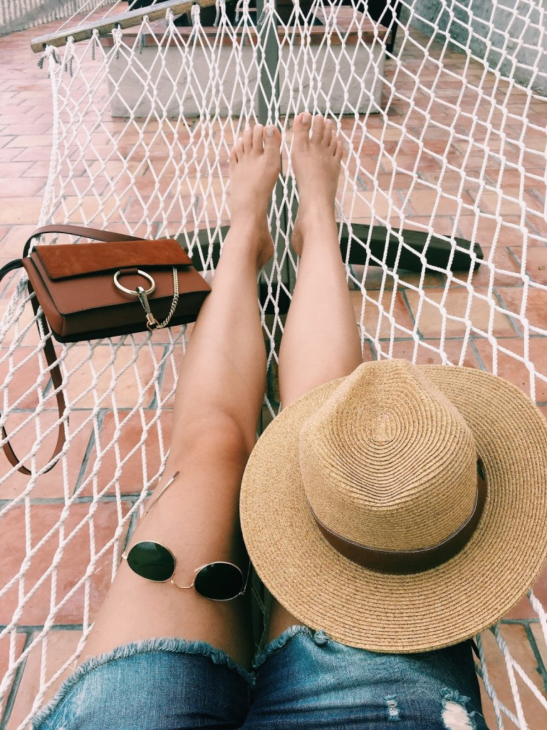 hammock ray ban chloe faye paradise