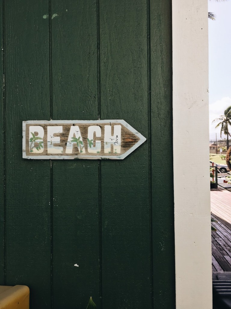 beach sign seven brothers
