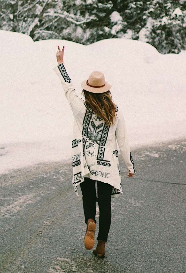 Sundance in the Snow
