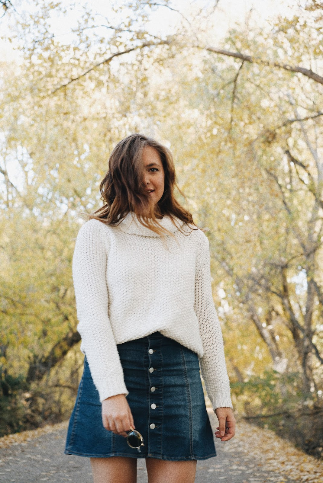 fall outfit style bohemian mckenzie truman