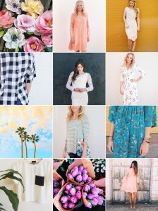 Brand Consulting curated instagram feed modest clothing